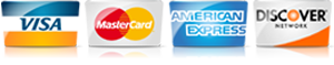 For AC in Hattiesburg MS, we accept most major credit cards.
